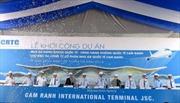 Khởi công xây nhà ga quốc tế sân bay Cam Ranh