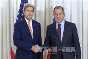 Ngoại trưởng Nga-Mỹ nhóm họp tìm giải pháp cho Syria