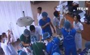 Bệnh viện 108 cứu sống ca ngừng thở do thủng tim