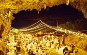 Cấm dịch vụ ăn uống trong hang động vịnh Hạ Long