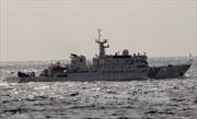 """Tàu Trung Quốc lại """"lảng vảng"""" gần Senkaku"""