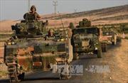 Thổ Nhĩ Kỳ tiêu diệt hàng chục tay súng IS ở miền Bắc Syria