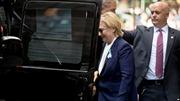 Bà Clinton đang hồi phục tốt sau viêm phổi