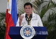 Tổng thống Duterte muốn lực lượng Mỹ rời Philippines