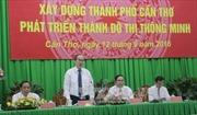 Đồng chí Nguyễn Thiện Nhân thăm Học viện Phật giáo Nam tông Khmer
