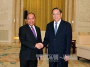 Thủ tướng Nguyễn Xuân Phúc tiếp tục các hoạt động tại Bắc Kinh
