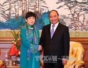 Thủ tướng tiếp Hội Hữu nghị Đối ngoại Nhân dân Trung Quốc