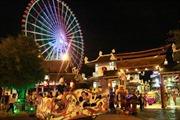 Lễ hội đèn lồng tại Asia Park: Bữa tiệc ánh sáng hoàn hảo