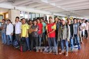 Indonesia tổ chức đợt trao trả ngư dân Việt Nam