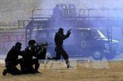 Trung Quốc, Lào diễn tập chống khủng bố