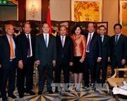 Thủ tướng tiếp các tập đoàn, doanh nghiệp tại Hong Kong