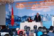 Thủ tướng gặp cộng đồng người Việt tại Hong Kong, Macau