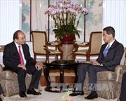 Thủ tướng Nguyễn Xuân Phúc hội kiến lãnh đạo Hong Kong