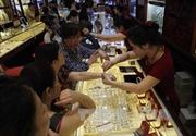 Giá vàng trong nước đầu tuần tăng nhẹ