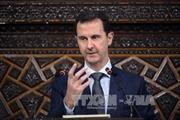 """""""Bản án tử hình"""" của Tổng thống Syria"""
