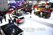 Triển lãm ô tô quốc tế lớn nhất Việt Nam vào tháng 10
