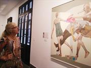 """Khai mạc triển lãm """"Mở cửa"""" – Mỹ thuật 30 năm thời kỳ đổi mới"""