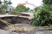 Sụt lún đất ở Cẩm Phả là do vận động tự nhiên