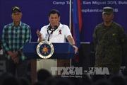 Tổng thống Philippines tuyên bố cần có Mỹ ở Biển Đông