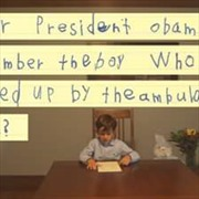Bức thư của cậu bé 6 tuổi khiến Tổng thống Obama phải lên tiếng
