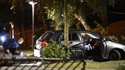 Xả súng tại Thụy Điển làm 4 người bị thương