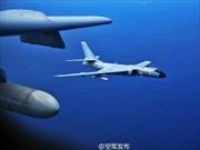 Máy bay Trung Quốc mang tên lửa rầm rập tuần tra ADIZ biển Hoa Đông