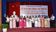 80 sinh viên xuất sắc được nhận học bổng FUYO