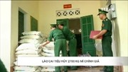 Xem tiêu hủy 2,7 tấn mì chính giả