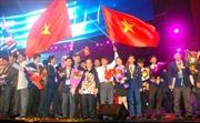 Việt Nam xếp thứ 3 toàn đoàn tại Kỳ thi tay nghề ASEAN lần thứ 11