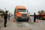 Thủ tướng phê duyệt xây dựng 50 trạm kiểm tra tải trọng xe cố định