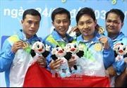 Đoàn Thể thao Việt Nam tiếp tục dẫn đầu ABG-5