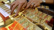 Giá vàng lùi xa mốc 36 triệu đồng/lượng