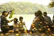 Mùa thu Hà Nội đầy ắp trong Canon PhotoMarathon 2016