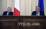 Nga khẳng định không chủ trương đối đầu Mỹ về Syria