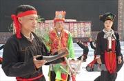 Độc đáo lễ hội cầu mùa ở Viễn Sơn