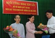 Huyện Tháp Mười xin lỗi vụ kết án oan chị em Kim Phụng-Tuyết Loan