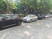 Hạn chế mua sắm xe công đắt tiền, thu hồi xe biển xanh của doanh nghiệp