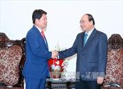 Thủ tướng tiếp Thị trưởng thành phố Daegu, Hàn Quốc