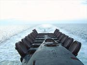 Tàu ngầm Nga phóng tên lửa đạn đạo liên lục địa trúng đích