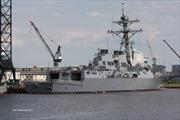 Tàu khu trục Mỹ liên tiếp bị tên lửa từ Yemen tấn công