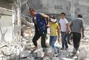 Nga sẵn sàng cho phiến quân rút lui an toàn khỏi Aleppo