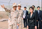 Nhật-Trung ganh đua vì căn cứ quân sự ở châu Phi