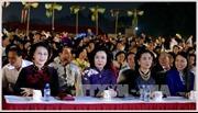 Ấn tượng Festival áo dài Hà Nội tại Hoàng thành Thăng Long