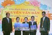 Bảo Việt Nhân thọ Long An lần đầu chi trả 1 tỷ đồng cho khách hàng