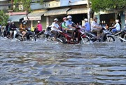 Ngập lụt tại TP Hồ Chí Minh nhìn từ công tác quy hoạch - Bài 4