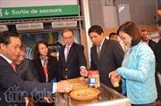 Việt Nam tham gia Hội chợ quốc tế Công nghiệp thực phẩm Paris