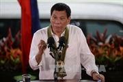 Tổng thống Philippines thăm Trung Quốc