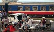 Tai nạn tàu hoả thảm khốc ở Thường Tín là do lái xe bất cẩn