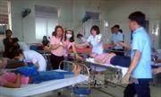 Nhiều công nhân ở Quảng Nam phải nhập viện do ngất xỉu
