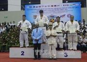 Khai mạc Giải vô địch Judo quốc tế Việt Nam năm 2016